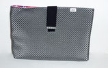 DAS Laptop Bag mb discosilber/schwarz