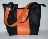 DIE mb orange/schwarz