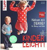 KLIMPER KLEIN! NÄHEN MIT JERSEY FÜR KINDER (GRÖSSE 104-164) VON PAULINE DOHMEN