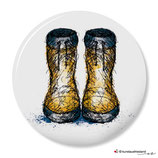 Gummistiefel, Button 25 mm