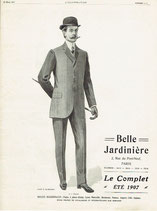 Belle Jardiniere, 1907 (French advert)
