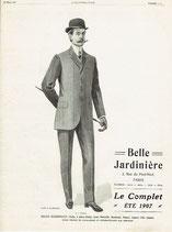 Belle Jardiniere, 1907 (French advert)