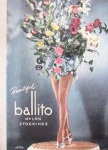 Ballito, nylon stockings, 1954