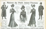 French fashion, Maison du Petit Saint-Thomas