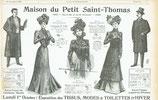 French fashion, Maison du Petit Saint-Thomas