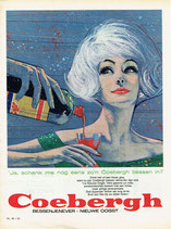 Coebergh, 1963 (Dutch advert)