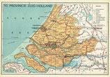 Provincie Zuid-Holland, 1939