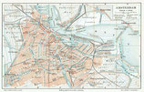 Map of Amsterdam, 1908