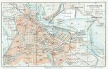Map of Amsterdam, 1908