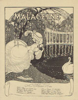 Malaceine, 1921 (French advert)