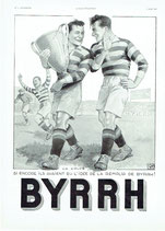 Byrrh, 1936 (French advert)