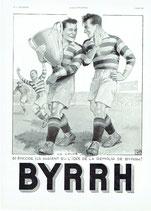 Byrrh, 1936 (French advert)