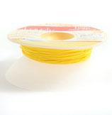 Satinband 1 mm Gelb