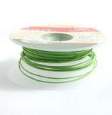 Satinband 1 mm Olivgrün