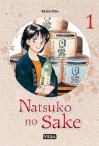 Box Manga + Sake