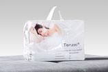 Lose Schonerdecke aus Tencel (inkl. Tasche)