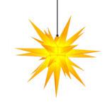 Herrnhuter Stern A7 für Außen 68 cm gelb