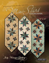 "Mini Stars Table Runner (17"" x 51"")"