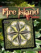 "Fire Island Hosta (74"" x 74"")"