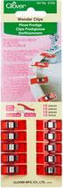 Pinces Prodige - couleur rouge