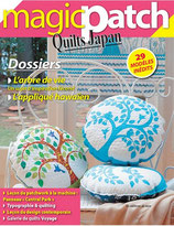 Magic patch Quilts Japan n°12