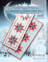"Winter wonderland Table Runners  (17"" x 49"")"