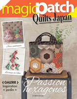 magicpatch Quilt Japan 27 - Passion hexagones