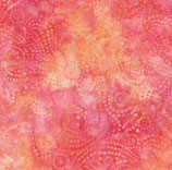 Bat_537_Wilmington Batiks_Cherry Sweet Pink Swirly Dots