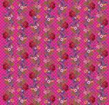 OB466 - Broderie Boheme by Odile Bailloeul - PWOB009 - Mini flowers in my kitchen
