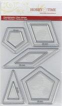 Quiltstamp - Formes pour tampon encreur