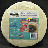 Bosal Katahdin On-A-Roll Organic Cotton Batting