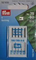Aiguilles pour machine à coudre - Quilting 130/705 H-Q_n°75-90