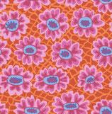 KF634 - Kaffee Fassett - PWBM081_Flower Net