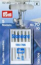 Aiguilles pour machine à coudre - Standard 130/705 n°70