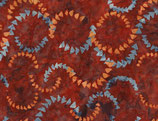 Bat_341-Timeless Treasures - B4004 - cherry - Tonga