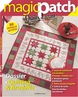 Magic patch Quilts Japan n°15