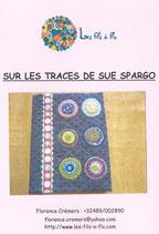 """Kit """"Sur les traces de Sue Spargo"""""""