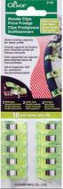 Pinces Prodige - couleur vert-néon