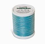 Fil à broder - Lana nr.12 - couleur 3386 - blue lagoon