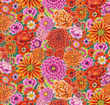 KF519 - Kaffe Fassett - Free Spirit # PWGP172 - Enchanted - Red