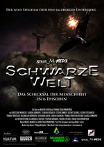 Filmplakat »Schwarze Welt« Version 2