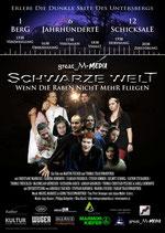 Filmplakat »Schwarze Welt« Version 1