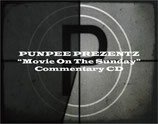 "PUNPEE ""Movie On The Sunday"" 副音声CD"