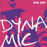 """RAU DEF """"DYNA MIC"""" 12inch Vinyl"""