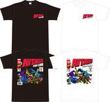 "SIMI LAB ""Avengers"" イラストT-Shirts"