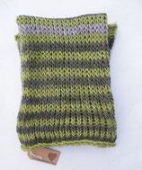 Ref. Cuello de Lana verde-gris tamaño grande