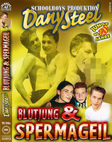 Blutjung & Spermageil - DVD Gay