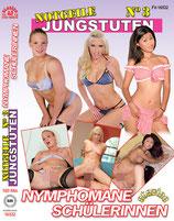 Nymphomane Schülerinnen - DVD Hetero