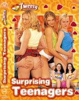 Surprising Teenagers - DVD Teeny Porn