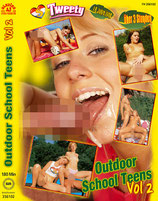 Outdoor School Teens Vol. 2 - DVD Teeny Porn